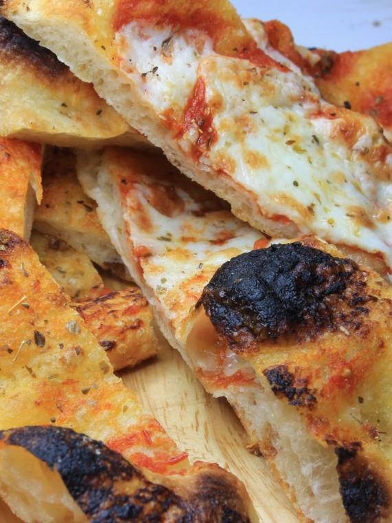 pizza romana Maccalli liscia