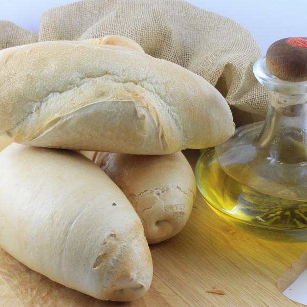 pane senza sale maccalli