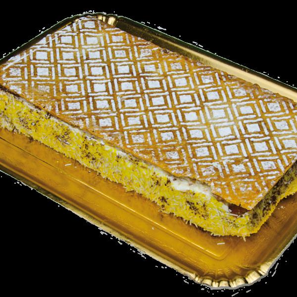 torta millefoglie Maccalli
